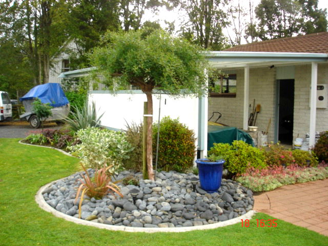 Landscaping services throughout the Waikato